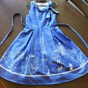 Rare editions girls dress size 7